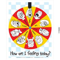 how am I feeling today wheel mixed