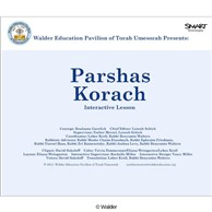 Parshas Korach Interactive Smartboard Lesson