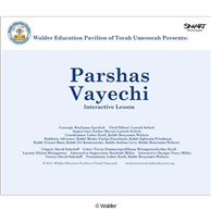 Parshas Vayechi Interactive Smartboard Lesson